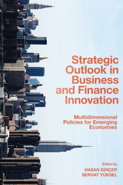 Jacket image for Strategic Outlook in Business and Finance Innovation