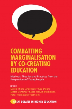 Jacket image for Combatting Marginalisation by Co-Creating Education