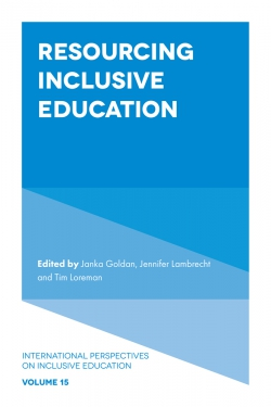 Jacket image for Resourcing Inclusive Education