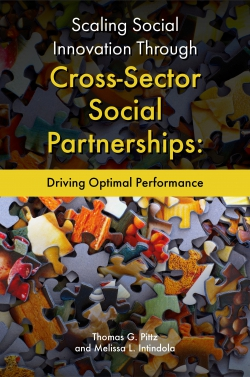 Jacket image for Scaling Social Innovation Through Cross-Sector Social Partnerships