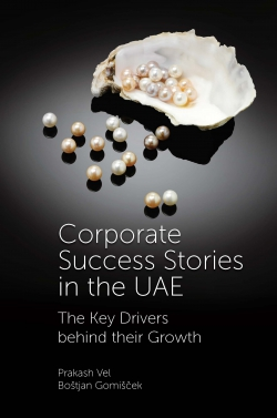 Jacket image for Corporate Success Stories In The UAE