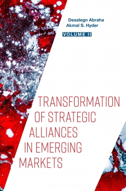 Jacket image for Transformation of Strategic Alliances in Emerging Markets