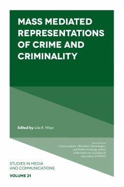 Jacket image for Mass Mediated Representations of Crime and Criminality