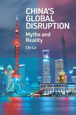 Jacket image for China's Global Disruption