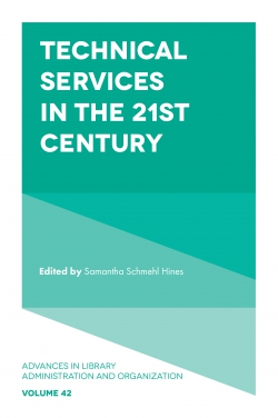 Jacket image for Technical Services in the 21st Century