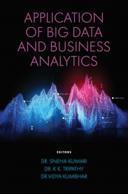 Jacket image for Application of Big Data and Business Analytics