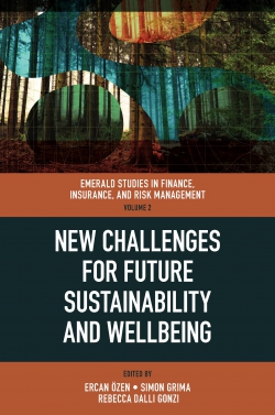 Jacket image for New Challenges for Future Sustainability and Wellbeing