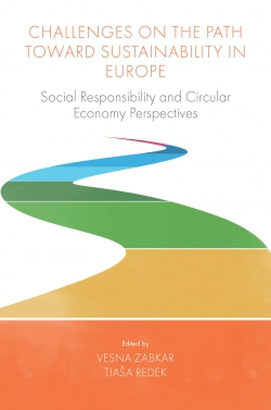Jacket image for Challenges On the Path Toward Sustainability in Europe