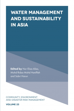 Jacket image for Water Management and Sustainability in Asia