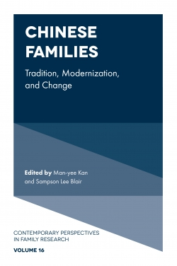 Jacket image for Chinese Families