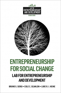 Jacket image for Entrepreneurship for Social Change