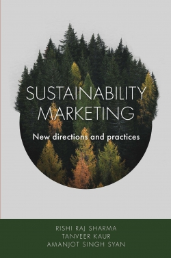 Jacket image for Sustainability Marketing
