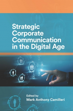 Jacket image for Strategic Corporate Communication in the Digital Age