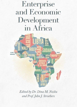 Jacket image for Enterprise and Economic Development in Africa