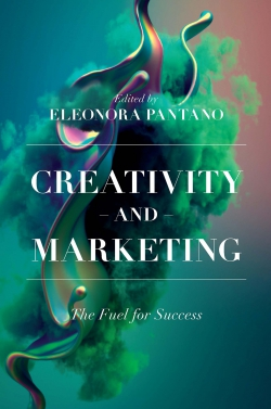 Jacket image for Creativity and Marketing