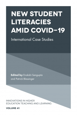 Jacket image for New Student Literacies amid COVID-19