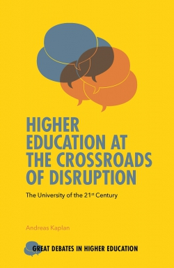Jacket image for Higher Education at the Crossroads of Disruption