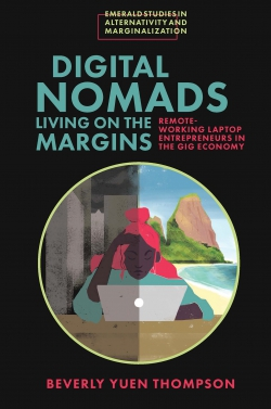 Jacket image for Digital Nomads Living on the Margins