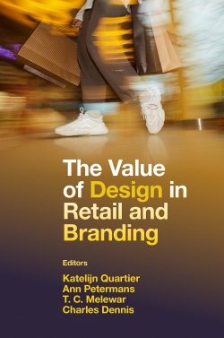 Jacket image for The Value of Design in Retail and Branding