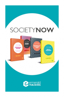 Jacket image for SocietyNow Book Set (2016-2019)