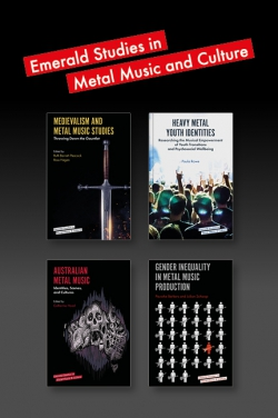 Jacket image for Emerald Studies in Metal Music and Culture Book Set (2018-2019)