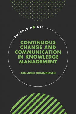 Jacket image for Continuous Change and Communication in Knowledge Management