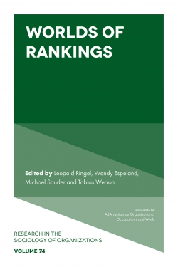 Jacket image for Worlds of Rankings