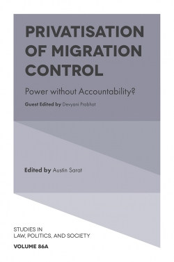 Jacket image for Privatization of Migration Control