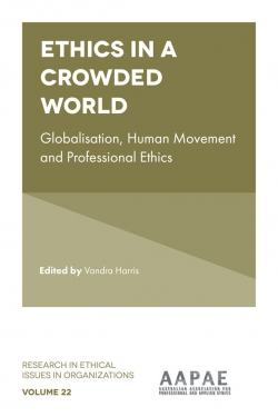 Jacket image for Ethics in a Crowded World