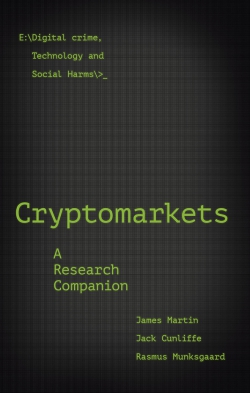 Jacket image for Cryptomarkets