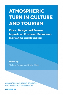 Jacket image for Atmospheric Turn in Culture and Tourism