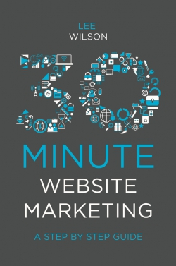 Jacket image for 30 Minute Website Marketing