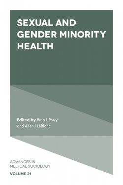 Jacket image for Sexual and Gender Minority Health