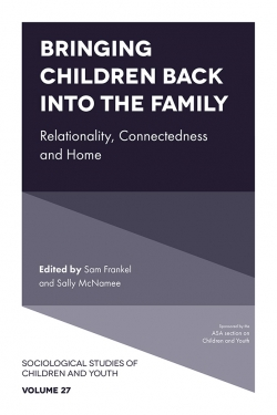 Jacket image for Bringing Children Back into the Family