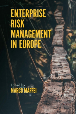 Jacket image for Enterprise Risk Management in Europe