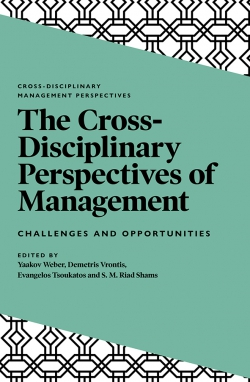 Jacket image for The Cross-Disciplinary Perspectives of Management