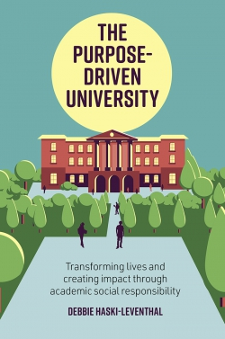 Jacket image for The Purpose-Driven University