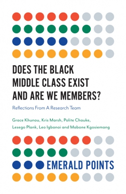 Jacket image for Does The Black Middle Class Exist And Are We Members?