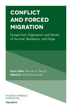 Jacket image for Conflict and Forced Migration