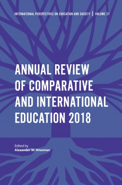 Jacket image for Annual Review of Comparative and International Education 2018