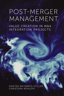 Jacket image for Post Merger Management