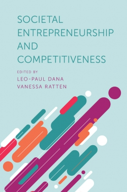 Jacket image for Societal Entrepreneurship and Competitiveness