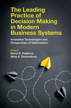 Jacket image for The Leading Practice of Decision Making in Modern Business Systems