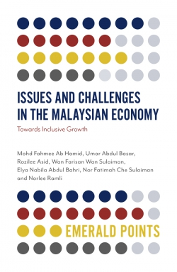 Jacket image for Issues and Challenges in the Malaysian Economy