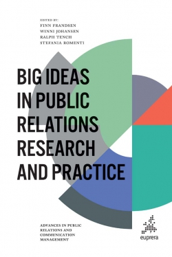 Jacket image for Big Ideas in Public Relations Research and Practice