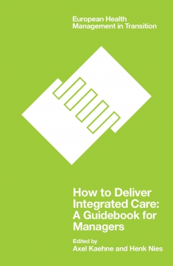 Jacket image for How to Deliver Integrated Care