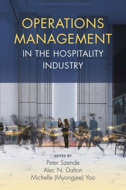 Jacket image for Operations Management in the Hospitality Industry