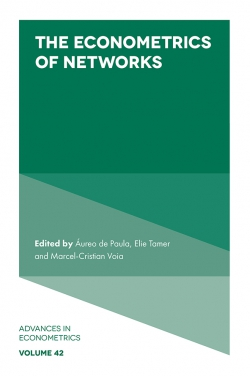 Jacket image for The Econometrics of Networks