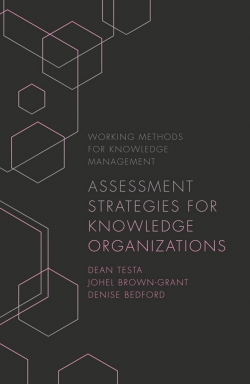 Jacket image for Assessment Strategies for Knowledge Organizations