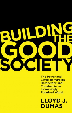 Jacket image for Building the Good Society